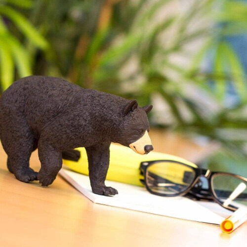 Black Bear Toy Perspective: back