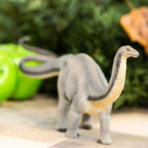 Apatosaurus Toy Perspective: back