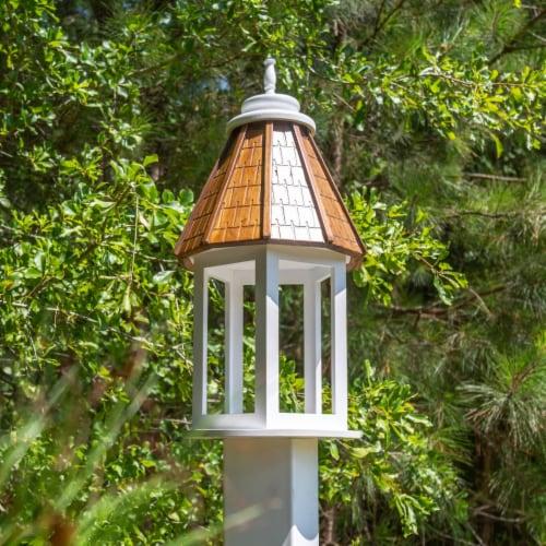 Castaway Bird Feeder Perspective: back