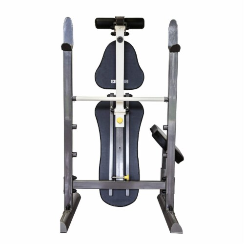 Marcy MWB-20100 Adjustable, Folding Standard Full Body Workout Weight Bench Perspective: back