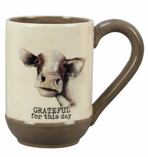Farmhouse Mugs 3 Piece Set Perspective: back