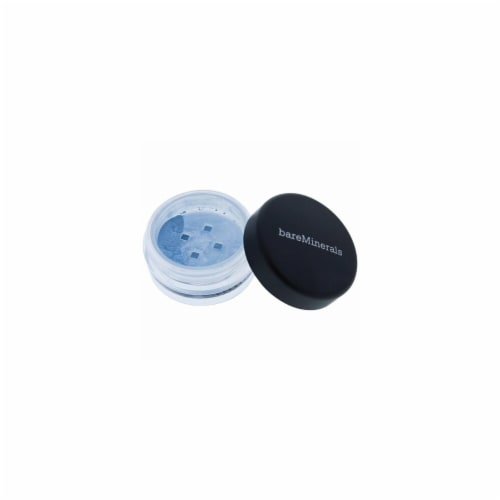 BAREMINERALS/LOOSE MINERAL EYECOLOR BLUE MOON 0.02 OZ (.57 ML) Perspective: back