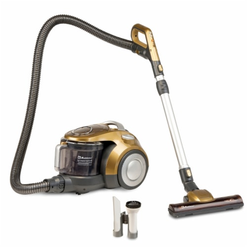 Koblenz KCCP-1800 Equinox Bagless Canister Vacuum Perspective: back