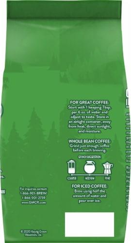 Green Mountain Coffee Dark Magic Espresso Blend Whole Bean Coffee Perspective: back