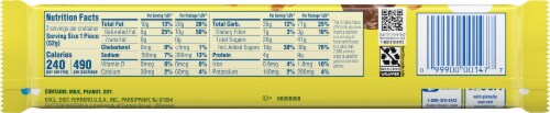 Butterfinger Share Pack Candy Bar Perspective: back