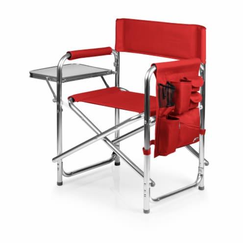 Arkansas Razorbacks - Sports Chair Perspective: back