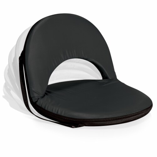 Oniva Portable Reclining Seat, Black Perspective: back