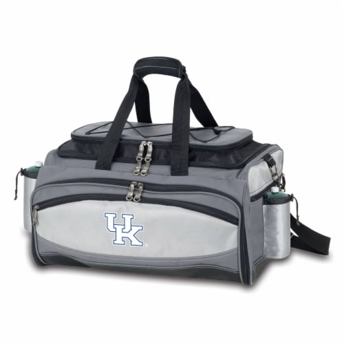 Kentucky Wildcats - Vulcan Portable Propane Grill & Cooler Tote Perspective: back