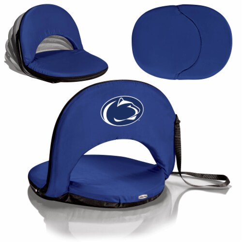 Penn State Nittany Lions - Oniva Portable Reclining Seat Perspective: back