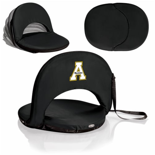 App State Mountaineers - Oniva Portable Reclining Seat Perspective: back