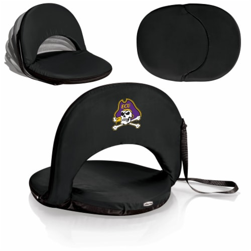 East Carolina Pirates - Oniva Portable Reclining Seat Perspective: back