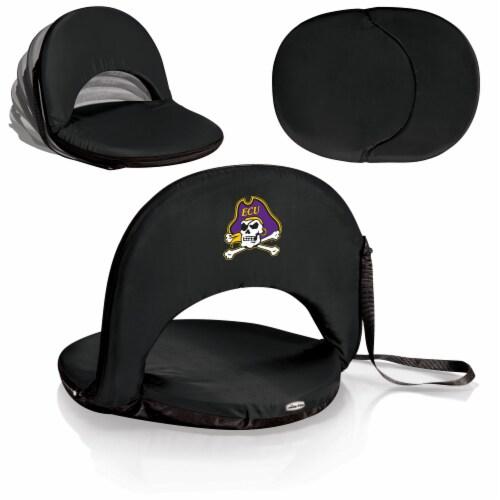 East Carolina Pirates - Oniva Portable Reclining Seat Perspective: back