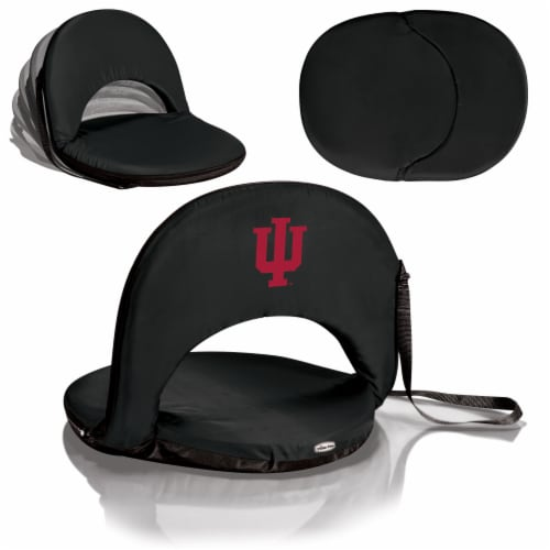 Indiana Hoosiers - Oniva Portable Reclining Seat Perspective: back