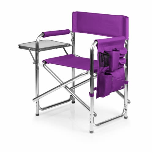 Clemson Tigers - Sports Chair Perspective: back