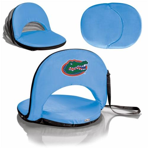 Florida Gators - Oniva Portable Reclining Seat Perspective: back