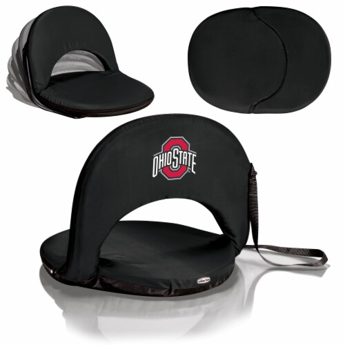 Ohio State Buckeyes - Oniva Portable Reclining Seat Perspective: back
