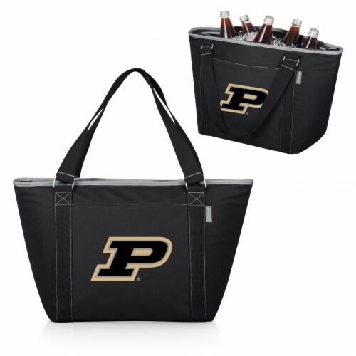Purdue Boilermakers - Topanga Cooler Tote Bag Perspective: back