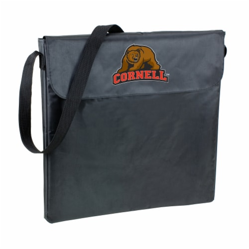 Cornell Big Red - X-Grill Portable Charcoal BBQ Grill Perspective: back