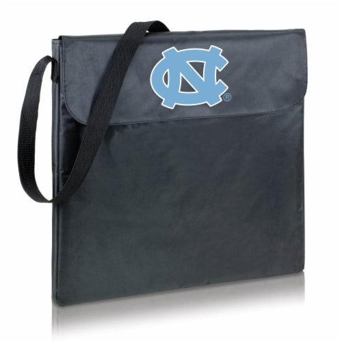 North Carolina Tar Heels - X-Grill Portable Charcoal BBQ Grill Perspective: back