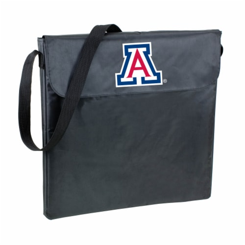 Arizona Wildcats - X-Grill Portable Charcoal BBQ Grill Perspective: back