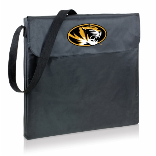 Missouri Tigers - X-Grill Portable Charcoal BBQ Grill Perspective: back