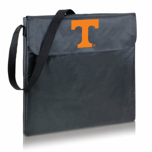 Tennessee Volunteers - X-Grill Portable Charcoal BBQ Grill Perspective: back
