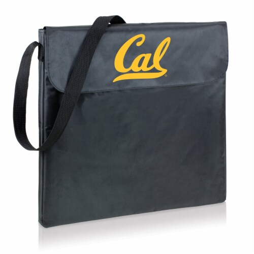 Cal Bears - X-Grill Portable Charcoal BBQ Grill Perspective: back