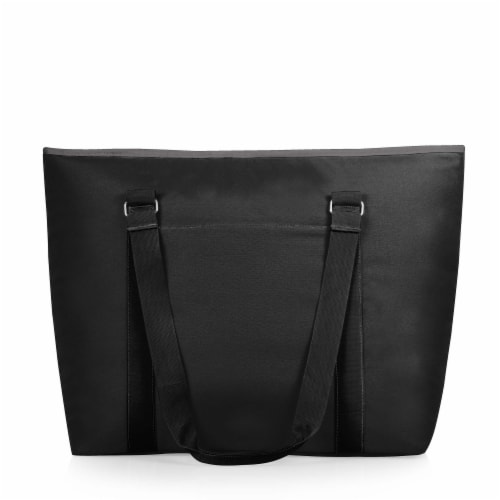 Tahoe XL Cooler Tote Bag, Black Perspective: back