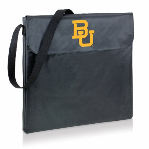 Baylor Bears - X-Grill Portable Charcoal BBQ Grill Perspective: back