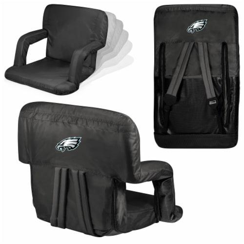 Philadelphia Eagles - Ventura Portable Reclining Stadium Seat Perspective: back
