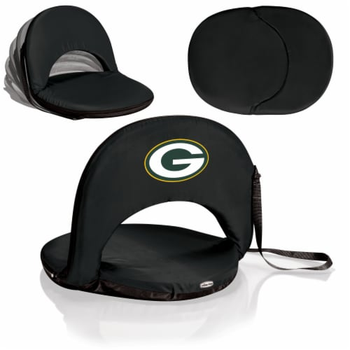 Green Bay Packers - Oniva Portable Reclining Seat Perspective: back