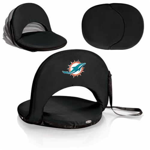 Miami Dolphins - Oniva Portable Reclining Seat Perspective: back
