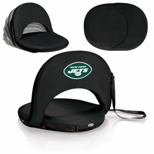 New York Jets - Oniva Portable Reclining Seat Perspective: back