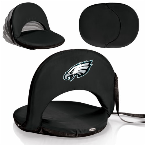 Philadelphia Eagles - Oniva Portable Reclining Seat Perspective: back
