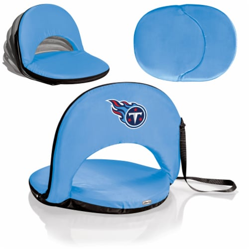 Tennessee Titans - Oniva Portable Reclining Seat Perspective: back