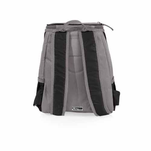 App State Mountaineers - PTX Backpack Cooler Perspective: back