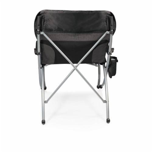PT-XL Camp Chair, Black Perspective: back