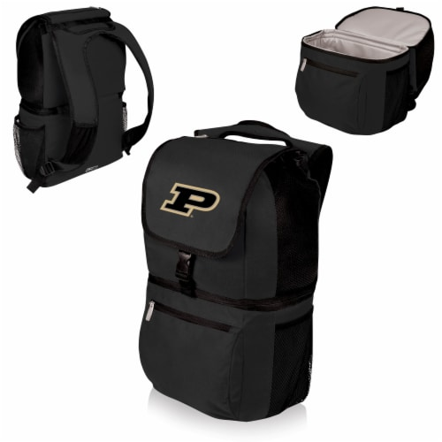 Purdue Boilermakers - Zuma Backpack Cooler Perspective: back