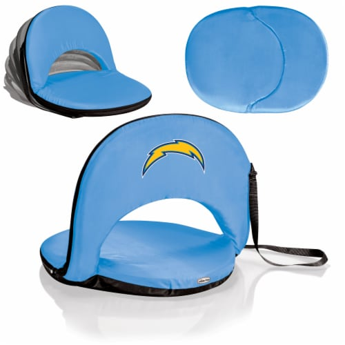 Los Angeles Chargers - Oniva Portable Reclining Seat Perspective: back