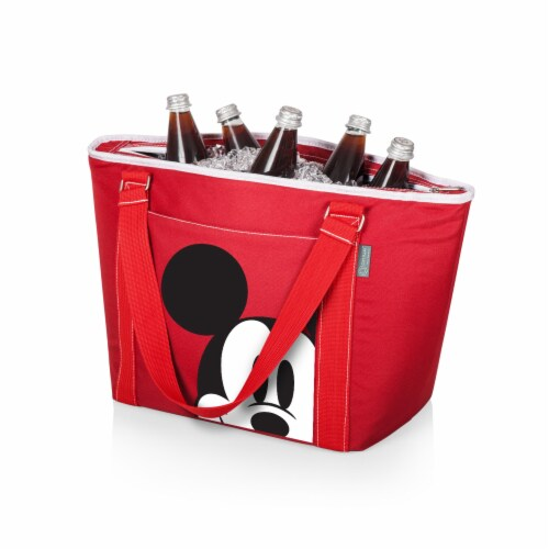 Disney Mickey Mouse - Topanga Cooler Tote Bag, Red Perspective: back