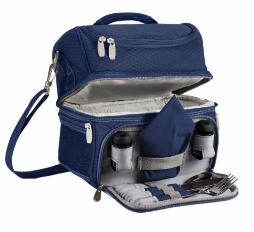 Star Wars R2-D2 - Pranzo Lunch Cooler Bag, Navy Blue Perspective: back