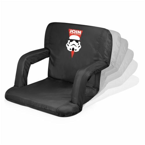 Star Wars Empire - Ventura Portable Reclining Stadium Seat, Black Perspective: back
