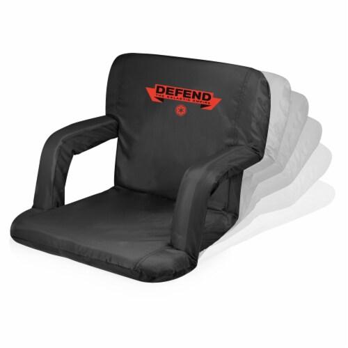Star Wars Darth Vader - Ventura Portable Reclining Stadium Seat, Black Perspective: back