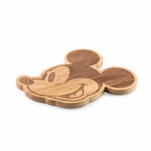 "Disney Mickey Mouse - 14"" Cutting Board, Rubberwood Perspective: back"