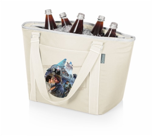 Star Wars Celebration - Topanga Cooler Tote Bag, Sand Perspective: back
