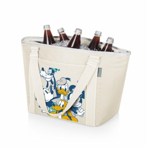 Disney Mickey Fab 5 - Topanga Cooler Tote Bag, Sand Perspective: back