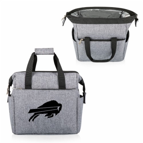 Buffalo Bills - On The Go Lunch Cooler Perspective: back