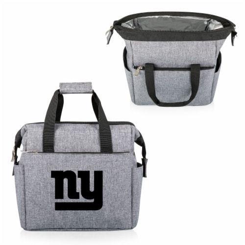 New York Giants - On The Go Lunch Cooler Perspective: back