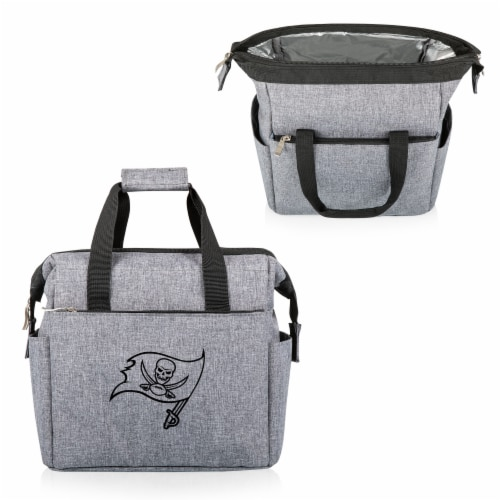 Tampa Bay Buccaneers - On The Go Lunch Cooler Perspective: back
