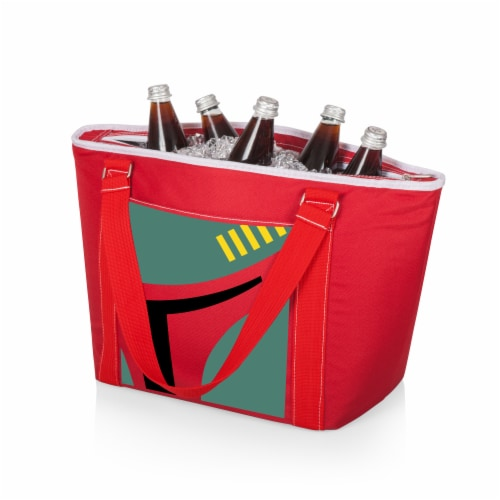 Star Wars Boba Fett - Topanga Cooler Tote Bag, Red Perspective: back